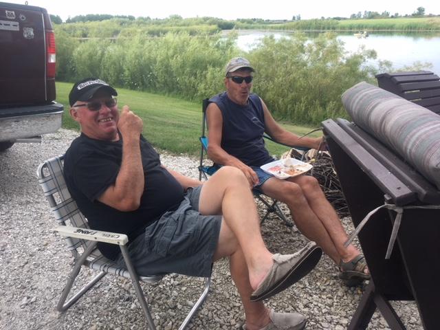 cabinfeveril.com - Randy & Jeff